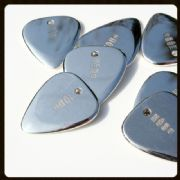 Treasure Tones - Paladium - 1 Guitar Pick | Timber Tones